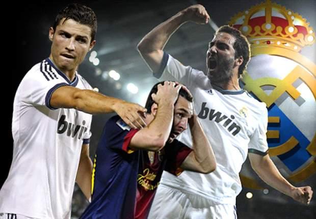 Real Madrid vuelve a arrebatarle un título al Barcelona