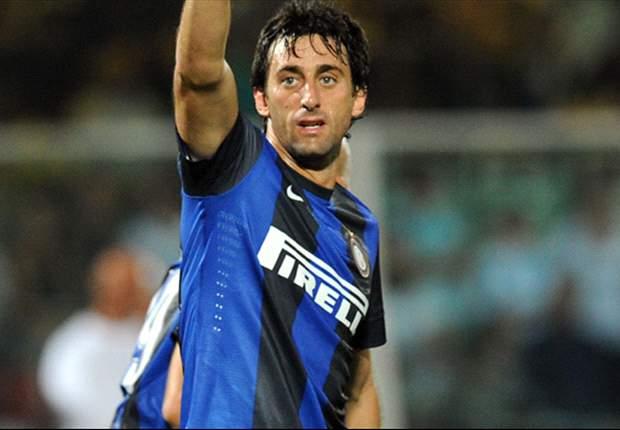 L'Inter tiene in una teca Diego Milito: bomber europeo da podio dietro Messi e Ronaldo e 'sorvegliato speciale' alla Pinetina causa assenza del 'vice'...