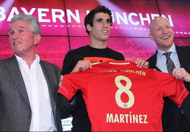 Javi Martinez cannot do anything about €40m pricetag, says Sammer