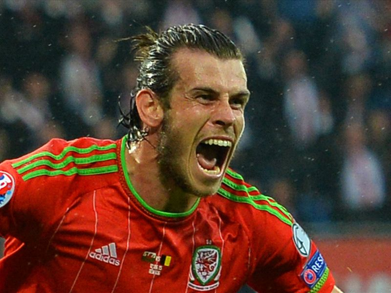 Gareth Bale: How the Real Madrid star led Wales into Euro 2016