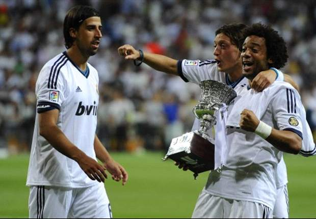 Khedira: Madrid have the best forwards in the world