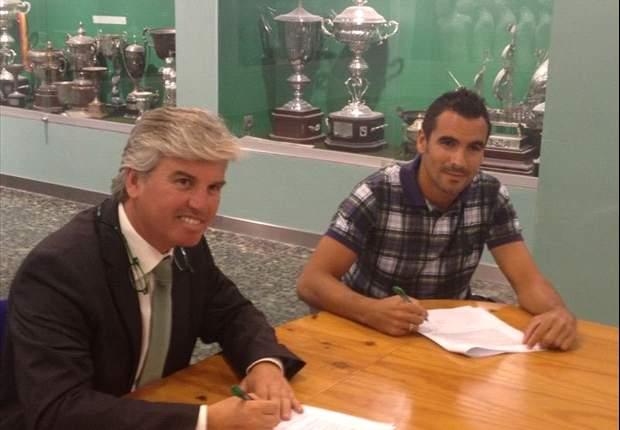Ángel López ya es nuevo jugador del Betis