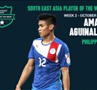 Goal SEA POTW: Amani Aguinaldo