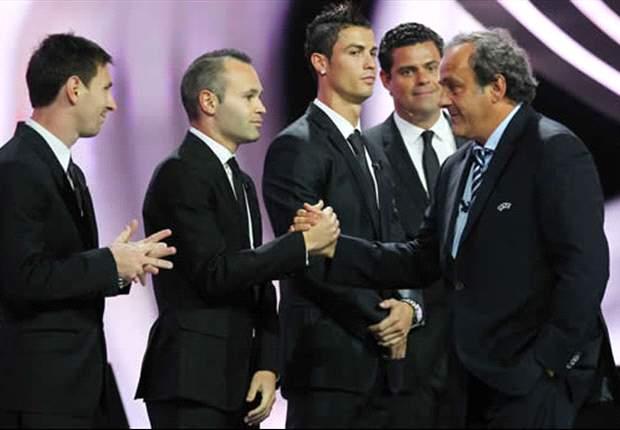 """Platini: """"Si Messi gana el Balón de Oro es porque lo merece"""""""