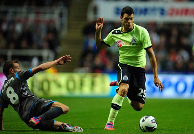 Newcastle 1-0 Atromitos (Agg 2-1): Vuckic strike sees Pardew's men edge through in Europa League
