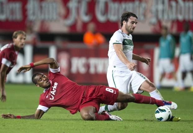 Fer schiet Twente naar de groepsfase
