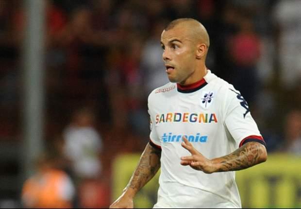 """Una vittoria liberazione per Pisano: """"Dopo tanta sfortuna il Cagliari è tornato, grazie ai tifosi"""""""