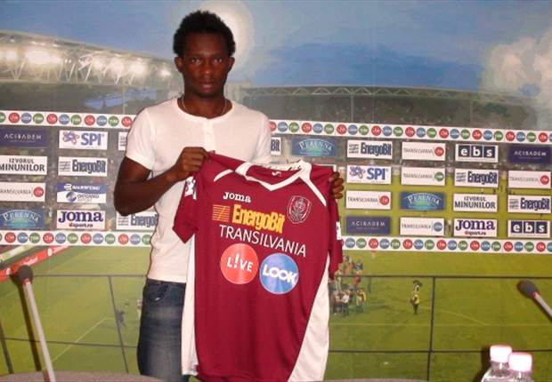 FCR Cluj loan will help Godfred Adofo to get Black Stars call-up – Agent