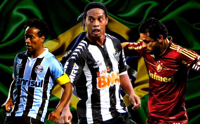 Brasileirão - La stagione dei 'Big' del calcio brasiliano
