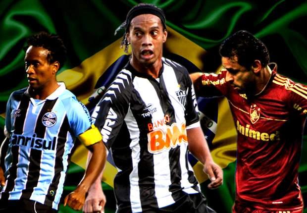 Ronaldinho quiere un millón de dólares para renovar con el Atlético Mineiro