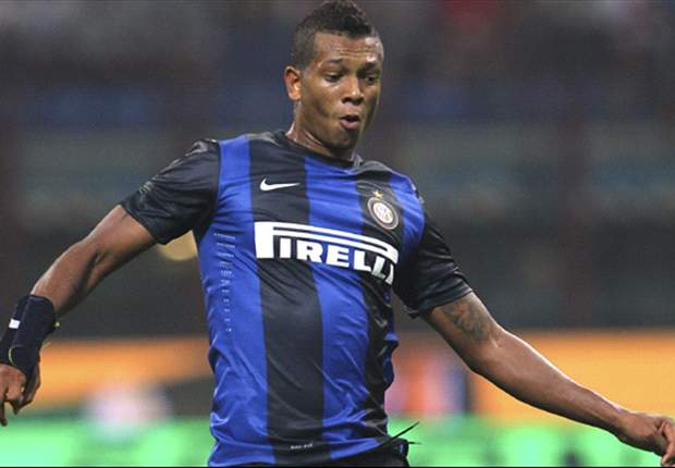 Guarin sidelined for Inter with thigh injury