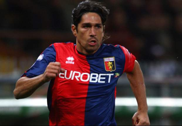 Official: Roma loan Borriello to Genoa