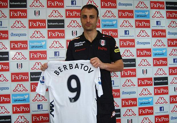 Fiorentina director expresses regret over failure to sign Berbatov