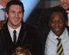 FC Barcelone, Messi dépasse Pelé
