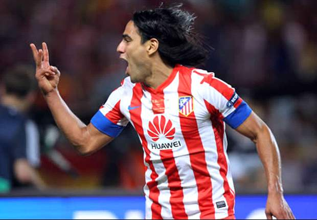 Chelsea 1-4 Atletico Madrid: Stunning Falcao hat-trick wins European Super Cup