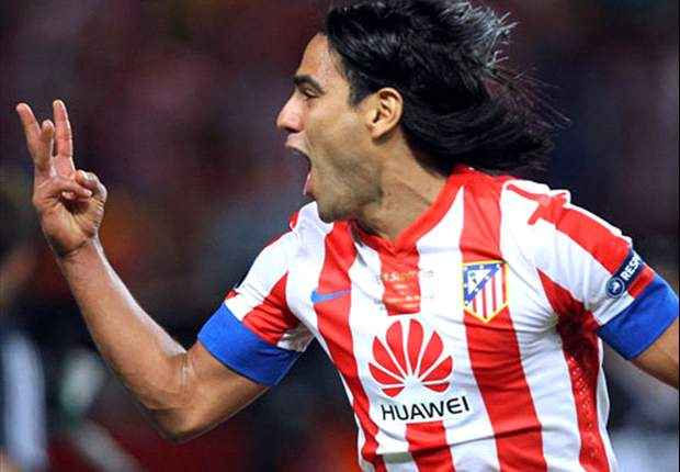 Falcao dismisses father's Real Madrid claims