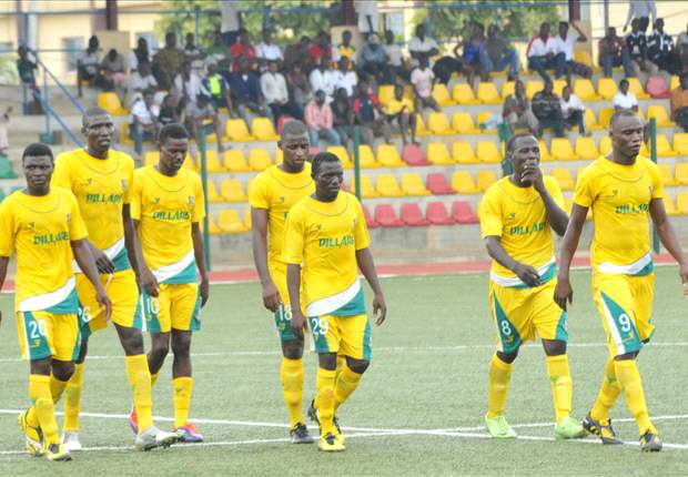 Kano Pillars demolish Olympique de Bangui 5-1 in Kano