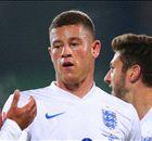 BARKLEY: Everton star shines for England