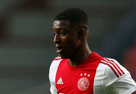 The Ajax Wonderkid Dreaming of Barca