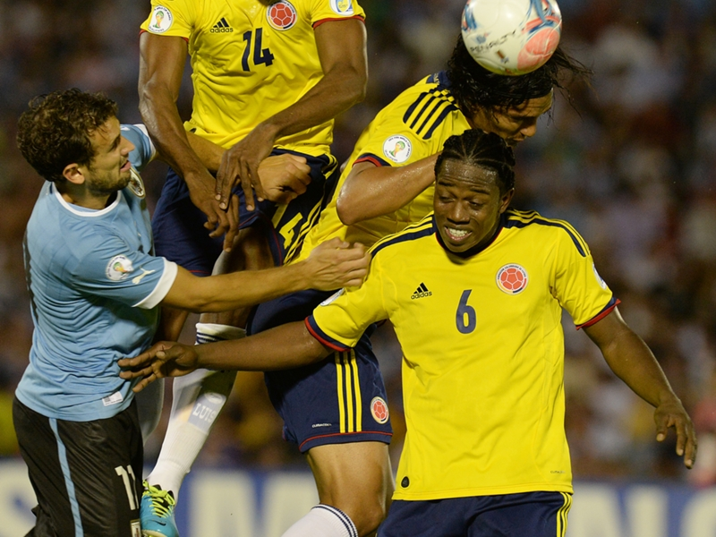 PREVIEW Kualifikasi Piala Dunia 2018: Uruguay - Kolombia