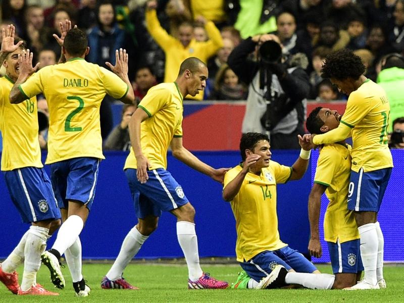 PREVIEW Kualifikasi Piala Dunia 2018: Brasil - Venezuela