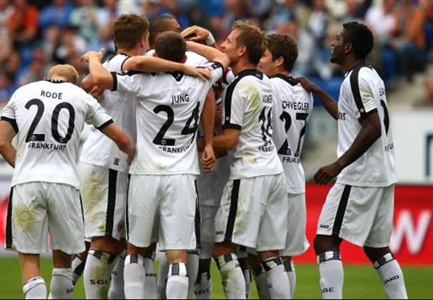 Bundesliga J2: Eintracht Frankfurt primera sorpresa, Bayern, apisonadora