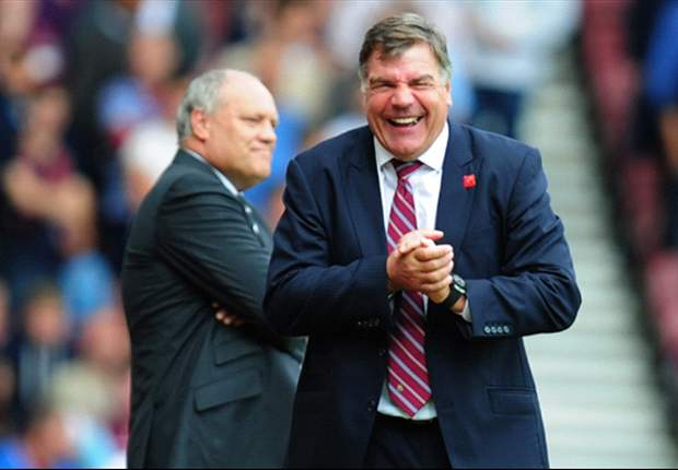 Allardyce remains coy on West Ham contract discussions