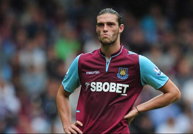 Carroll sets sights on Arsenal as he steps up recovery from hamstring injury