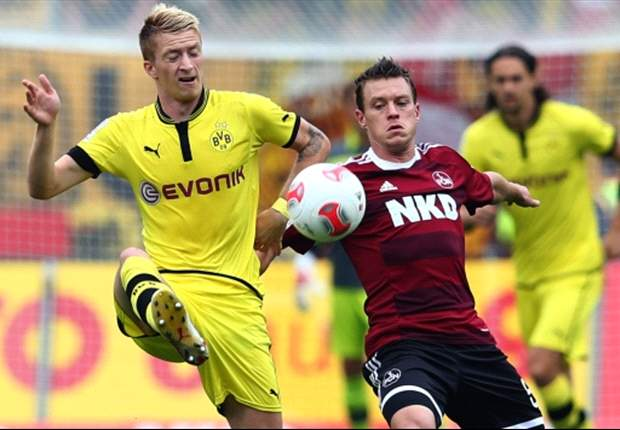 Reus underlines ambition to progress in the Champions League