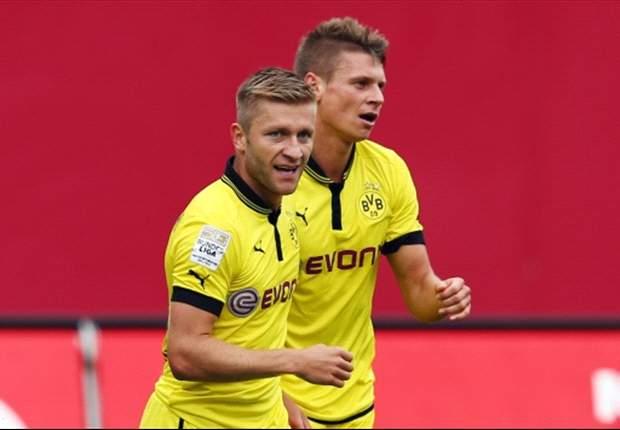 Wie schlägt sich Bayer Leverkusen bei Borussia Dortmund?