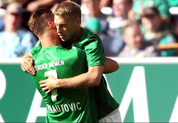 Werder Bremen 2-0 Hamburgo: Con Aaron Hunt como protagonista