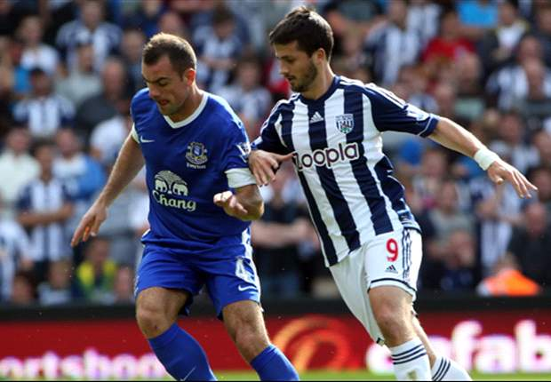 West Brom 2-0 Everton: Long and McAuley keep Baggies' early season run going