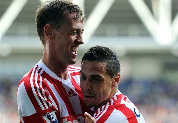 Geoff Cameron looking to settle in with new club Stoke