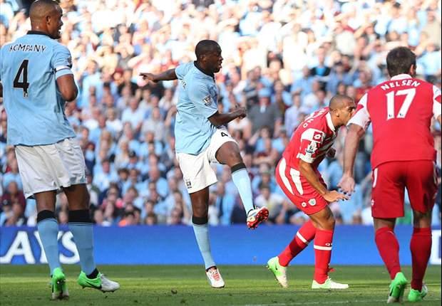 Manchester City busca seguir en racha ante Stoke City
