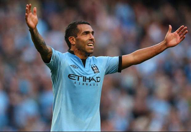 Tevez: The problem with Mancini was good for me