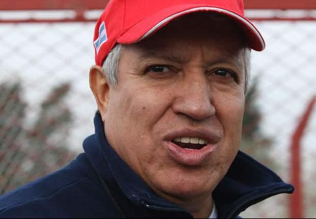 Gallego probó con Trejo y Villafañez