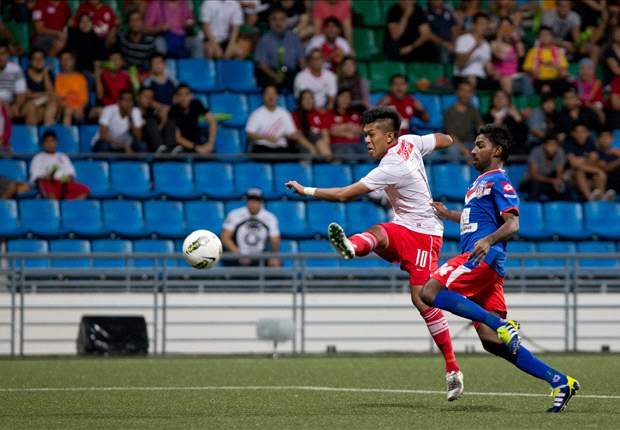 'He gave no chance for the keeper to react' - LionsXII's V.Sundramoorthy on Khairul Amri's match-winner