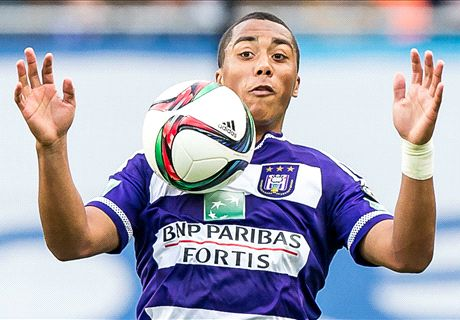 United leidt race om Tielemans