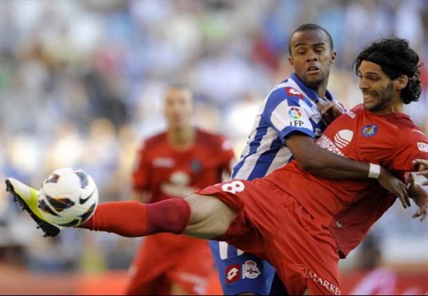 Getafe remonta y hunde más al Deportivo