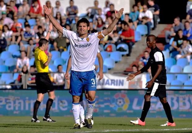 Javier Paredes: El árbitro influyó en el resultado, pero esto es fútbol
