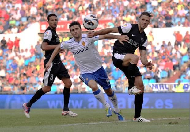 Bilbao onderuit tegen Zaragoza