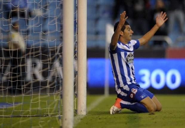 Deportivo 3-1 Celta: El sueño de la permanencia se acerca