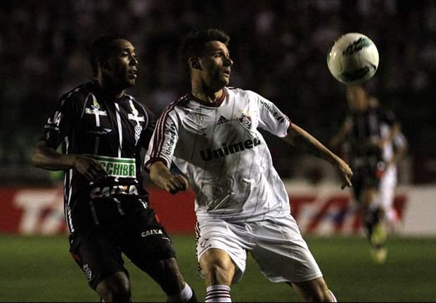 Rafael Sóbis e Carlinhos pedem cuidados contra o Bahia