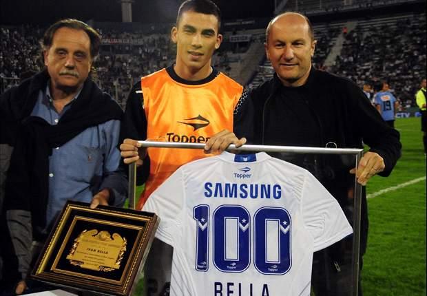 """Entrevista con Iván Bella: """"Un colaborador de Mourinho vino contra Boca"""""""