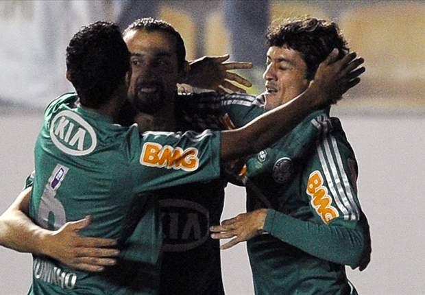 Palmeiras sueña, Millonarios no duerme
