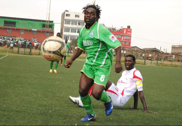 Ugandan Dan Sserunkuma relishes chance of facing AFC Leopards in Kenyan derby