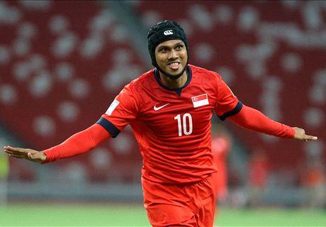 Report: Singapore 2-1 Cambodia