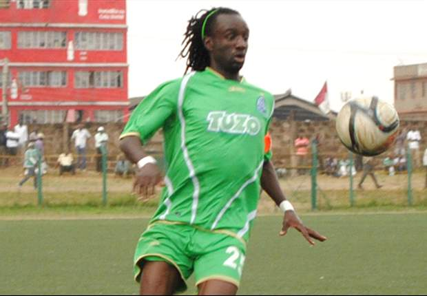 Gor Mahia dreadlocked midfielder Moses Odhiambo happy with Stars' call up