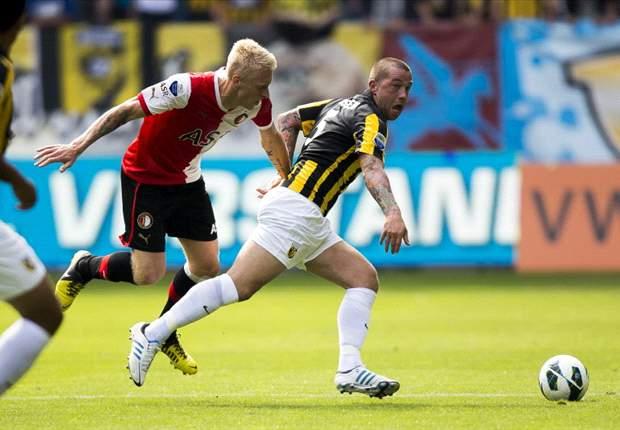 Wedtip: Feyenoord - Vitesse