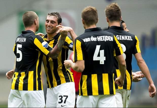 Tiental Vitesse voorbij slap Groningen